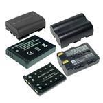 Digital Camera Battery 3.6v 645mah (dbi9651a)