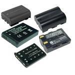2-power Digital Camera Battery 3.7v 650mah (dbi9712a)