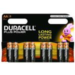 Duracell Plus Power AA 8 Pack