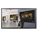 LCD Digital Signage 84in 84wt70 LED Backlight 3840x2160
