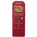 Digital Voice Recorder Icd-ux522r 2GB Red