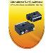 Adapter Scart/video Black Scart To 3xcinch/s-video M/f